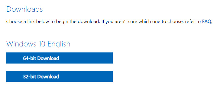 download Windows 10 may 2021 21H1 ISO