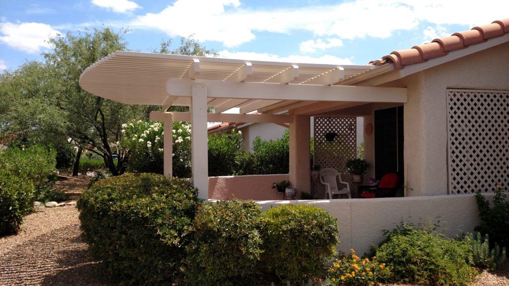 tucson lattice shade cover enhance