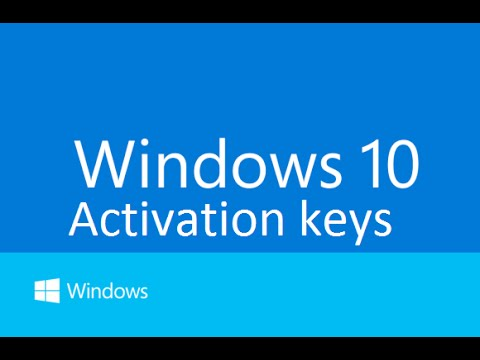 Windows 10 Product Key Updated 100% Working 2019 [All
