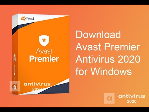 Avast Premier Activation Code v20.6.2420 FREE Download