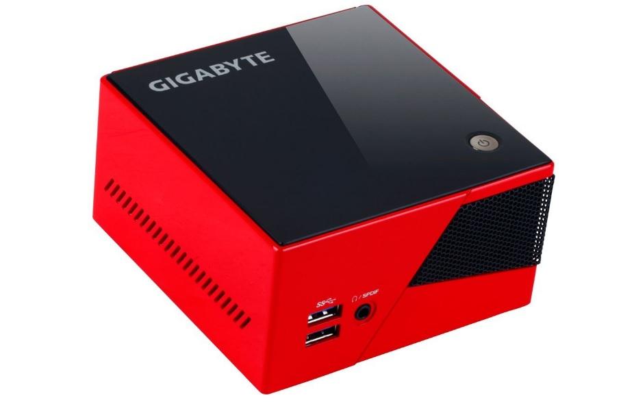 Gigabyte BXi5-4570R mini-pc Windows