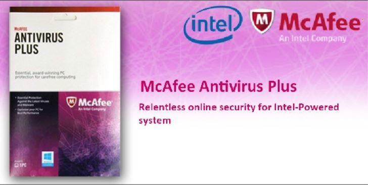 best antivirus- mcafee plus