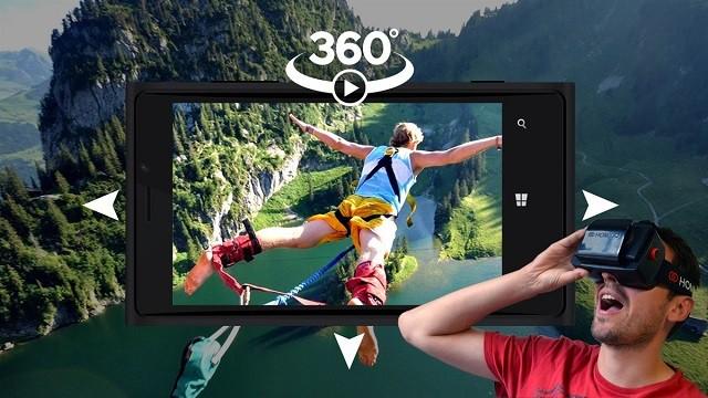 video 360 windows