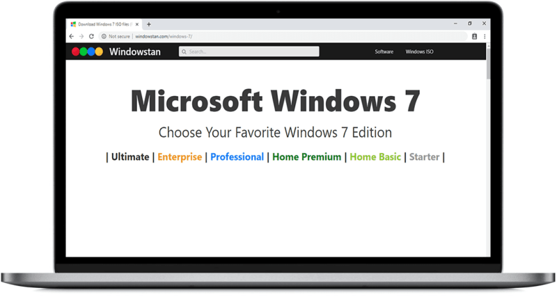 Google Chrome - Download Windows 7 Software on Chrome full free - Windowstan