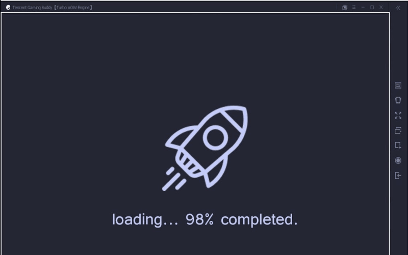 TGB 98 percent loading error