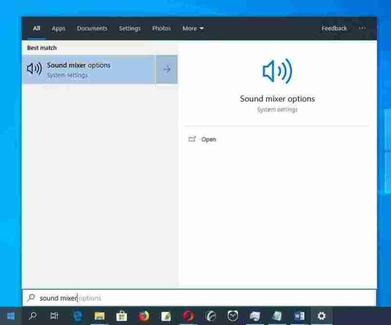 Sound Mixer Options for PUBG TGB