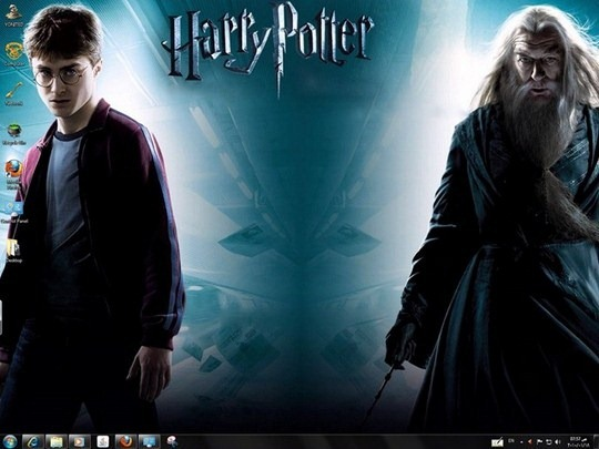 Download Free Harry Potter 6 And the Half-Blood Prince With HP 6 Sounds Icons & Cursors[11]