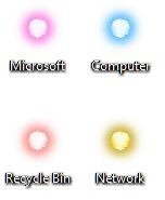 Download Free Light Windows 7 Theme Icons Cursors 3