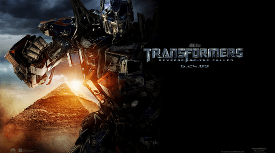 Transformers 2 Revenge of the Fallen Windows 7 Theme
