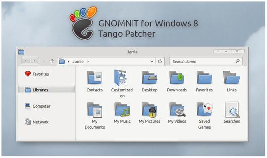 Tango Windows Icon Pack | | Windows Themes Free