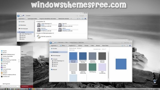 Download Free Wpa4  Windows 7 Visual Style