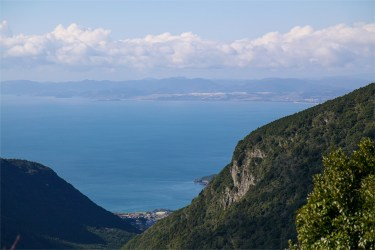 Kyushu coast
