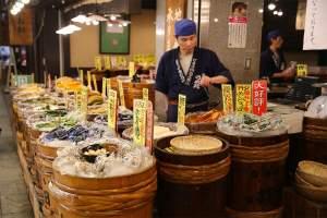 Kyoto: Nishiki market