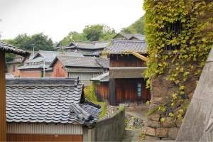 Ogijima houses