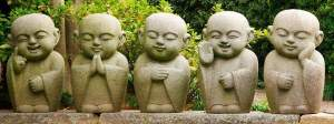 Ojizo guardians