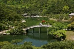 Takamatsu: Ritsurin garden