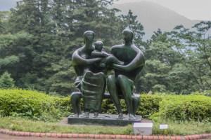 Hakone: sculpture