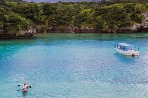 Okinawa boating