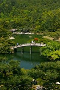 Takamatsu: Ritsurin