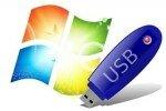 Réinstallation des fenêtres via USB