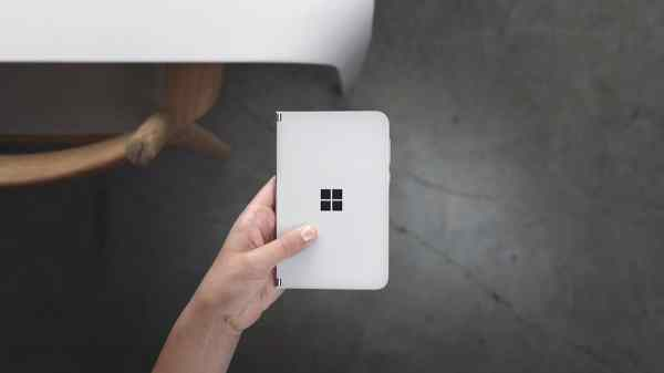 Surface Duo - Microsoft lädt korrigiertes Video hoch | WindowsUnited
