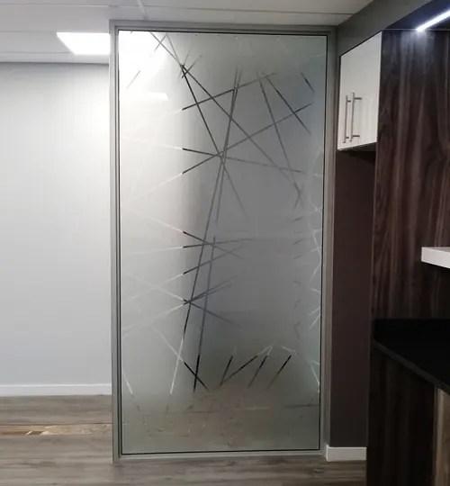 OFFICE WINDOW GLASS FROSTING 1
