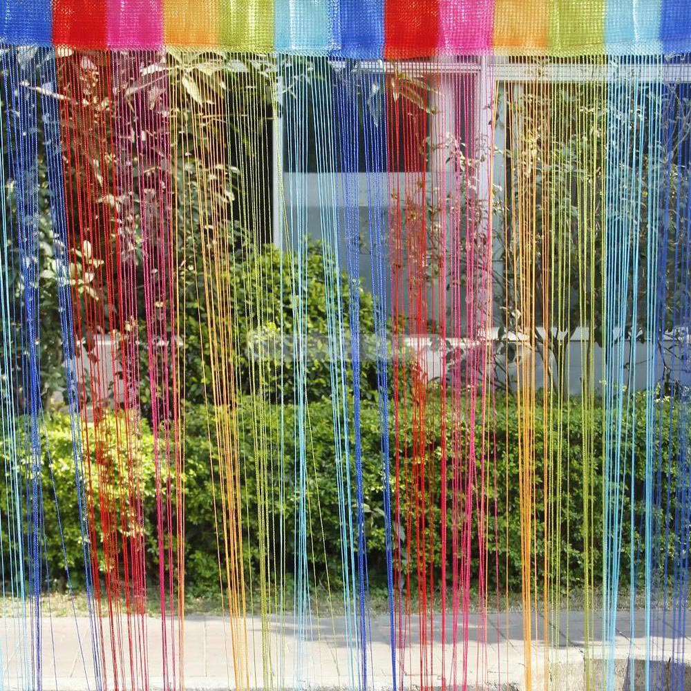 Hippie Shower Curtain