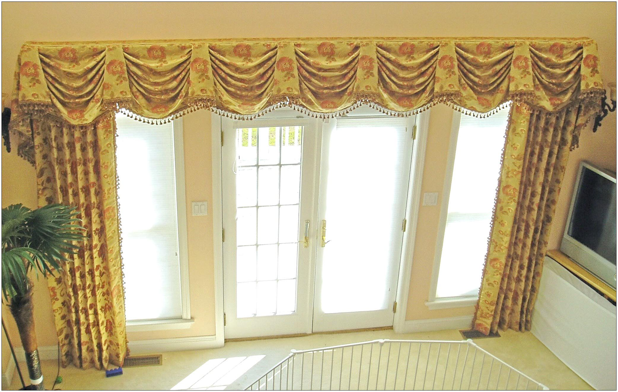 Custom Window Valance Designs
