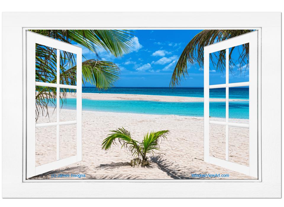 beach window pictures