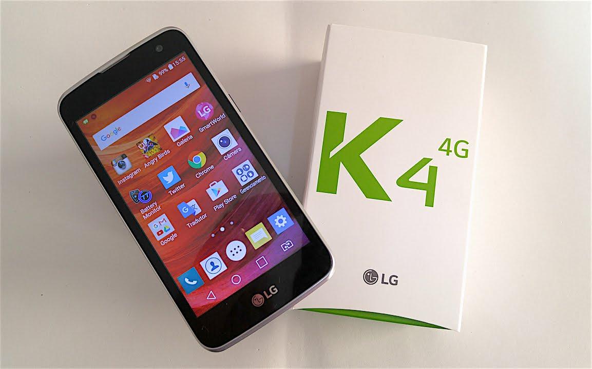 Eliminar cuenta Google LG K4