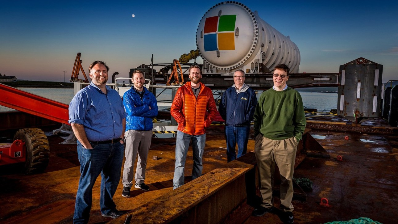 Ingenieros Data Center Microsoft