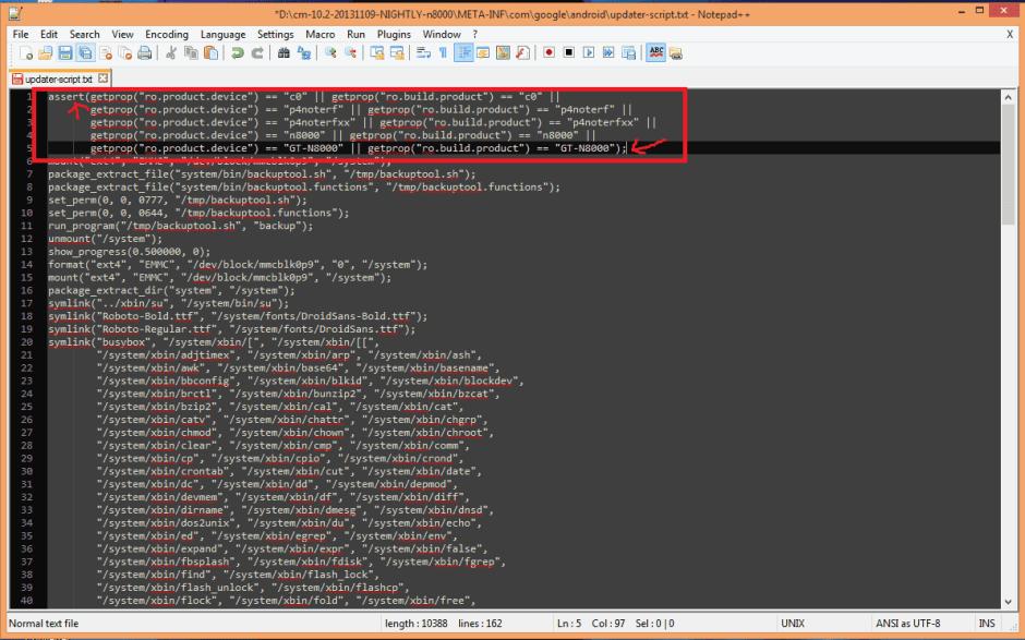 codigo error status 7 - Error Status 7 Android al instalar ROM desde Recovery