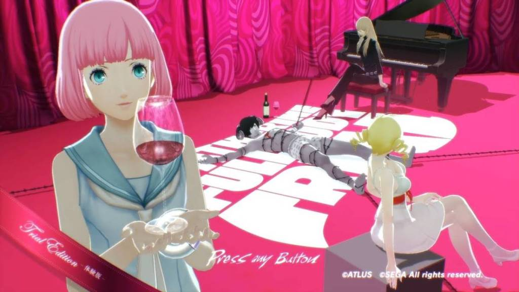 Catherine juego ps4