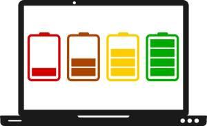 baterías de computadora