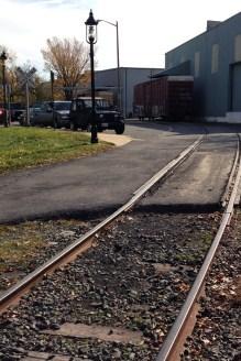 城外旧铁路