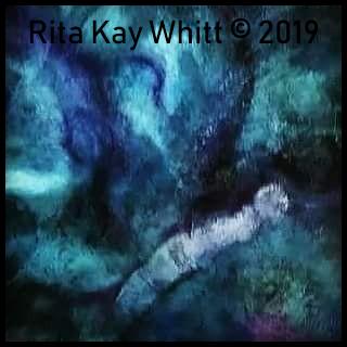 Acrylic Painting by Rita Kay Whitt aka WHITTnessForChrist 2018