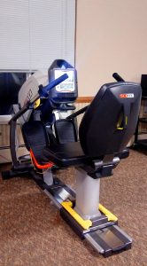 Specialty therapy bike and equipment for obese patients