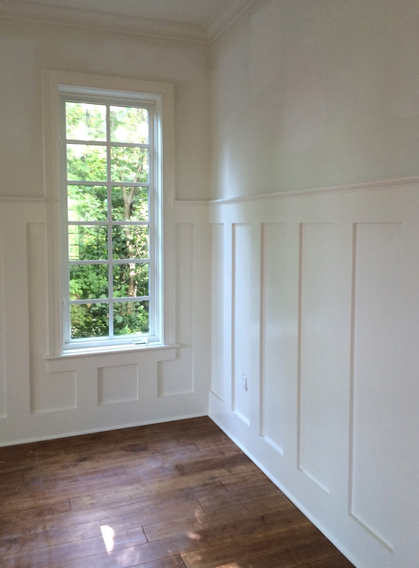 STILES AND RAILS WAINSCOTING WindsorONE