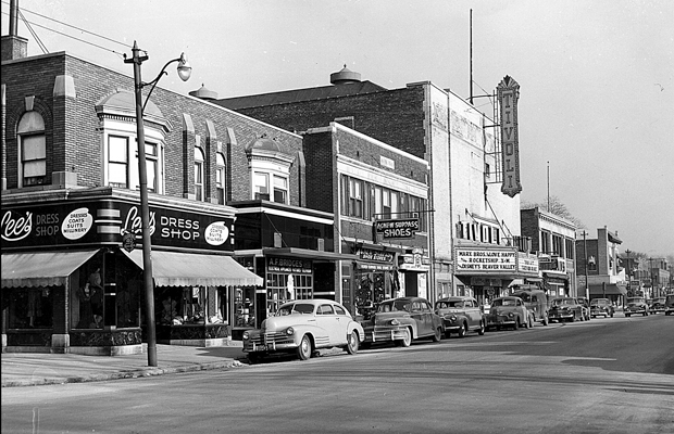 Walkerville Past Tense Windsor Then Windsor Now