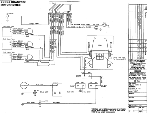 Dodge Roadtrek 190 Wiring Diagram | Wiring Library