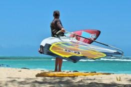 Windsurfing in Mauritius WindsurfingCamp