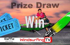 Prize Draw – Win an F2 Board – Windsurfing TV