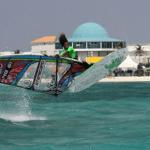 Kiri Thode at the Aruba Extreme Event
