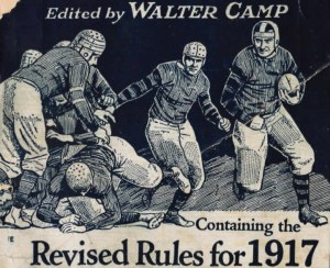 Walter Camp and football reform