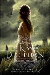 The Kiss of Deception by Mary Pearson