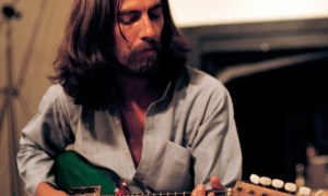 George Harrison from Martin Scorsese film