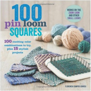 100 Pin Loom Squares book cover