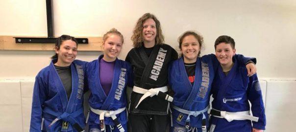 The Academy Women's Team