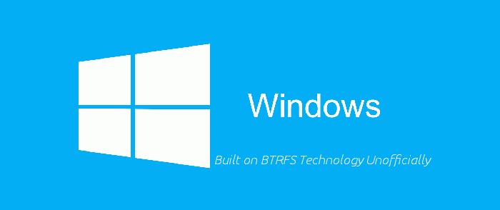 windows-btrfs