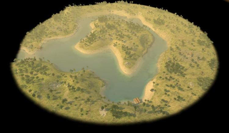 Nuevo Mapa Golden Island